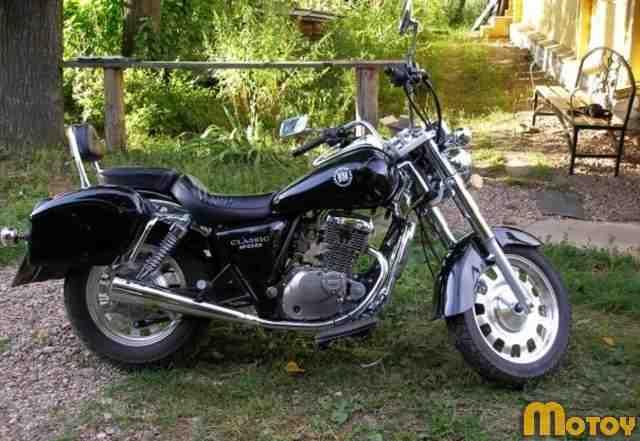 Мотоцикл Балтмоторс Классик 200