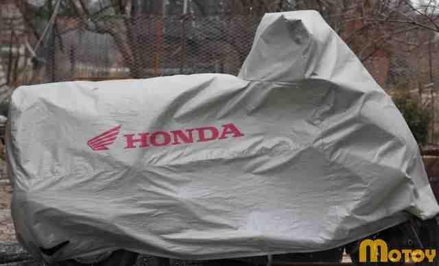 Хонда Сильвер Винг 400