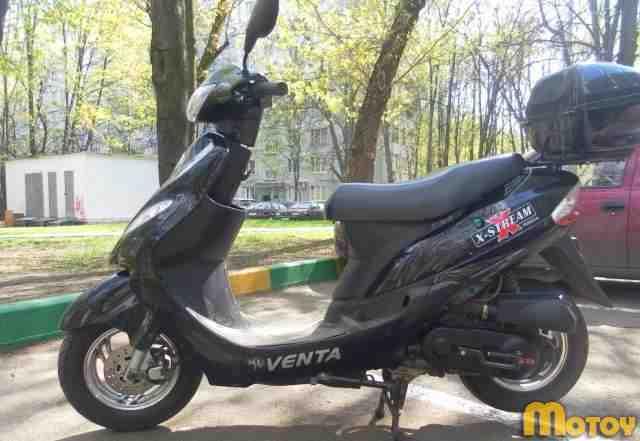 Скутер Вента
