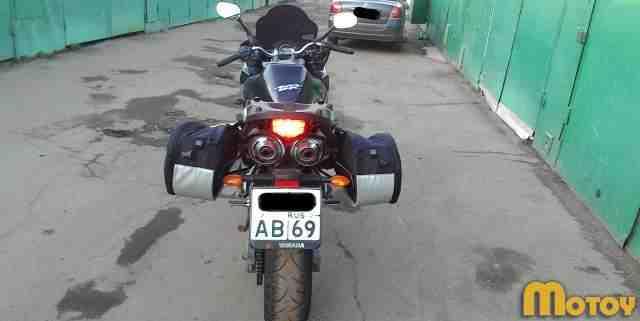 Ямаха FZ6 S 2007