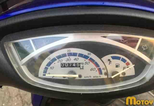 Скутер E-мото 50cc