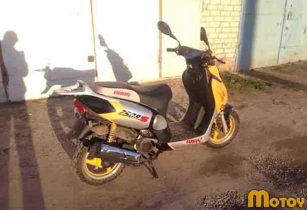 Скутер Ирбис z50rs, 50 кубов