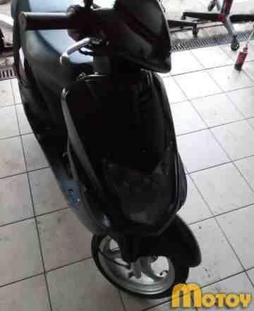 Скутер 100куб, XSmart чёрный