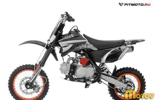 Питстер Pro 125 lx5 2014