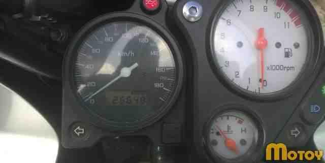 Хонда VTR 1000 F Firestorm