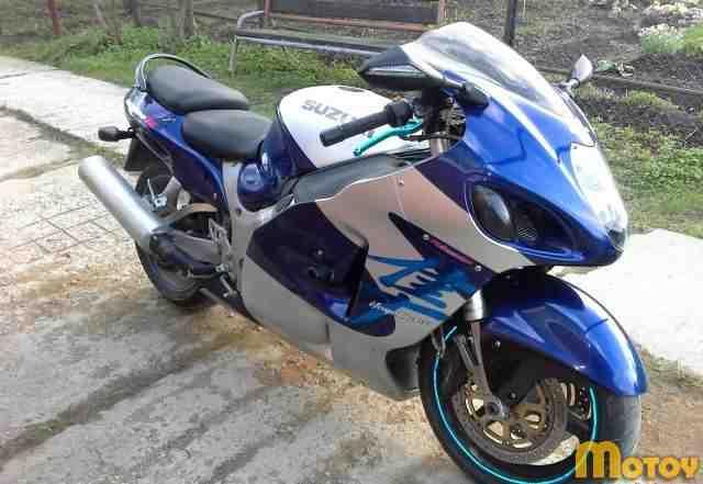 Сузуки GSX1300R 2000г