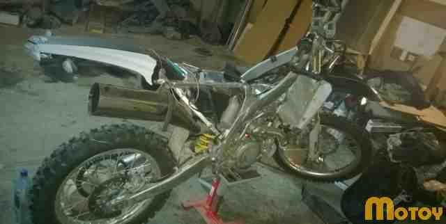 Продаю мотоцикл Хонда Crf 450