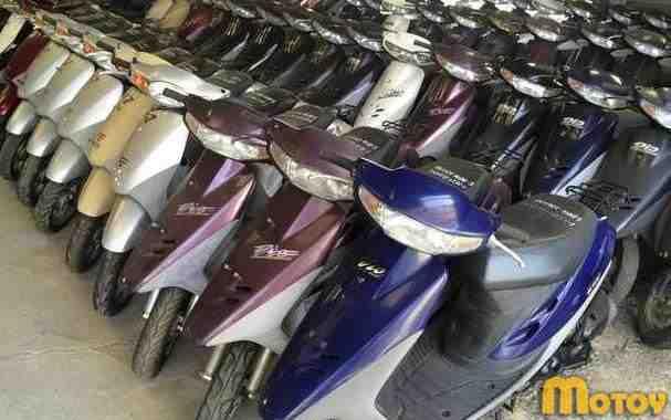 Скутер Хонда Dio, Гарантия