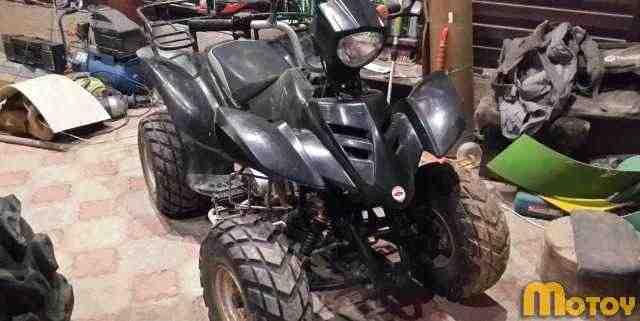 Детский квадроцикл 110сс