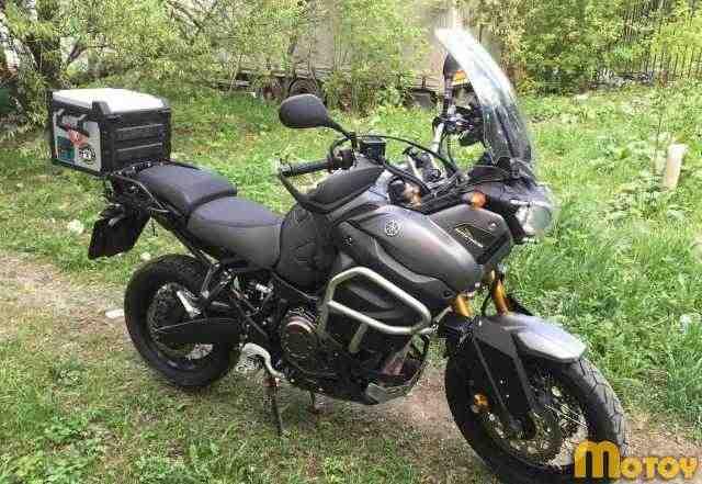 Мотоцикл Ямаха XT1200Z, 2013 г. в
