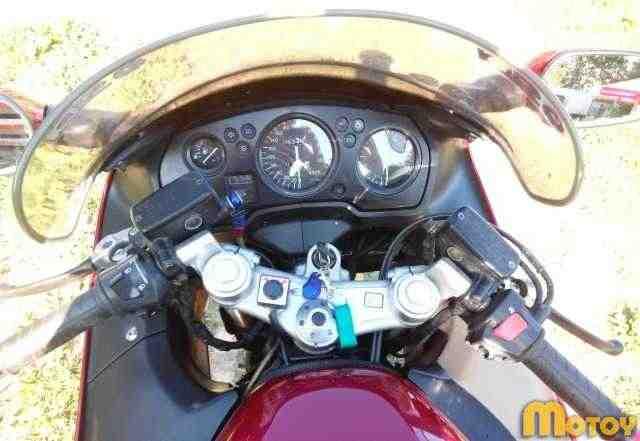 Хонда cbr 1100 xx супер blackbird 1997 г