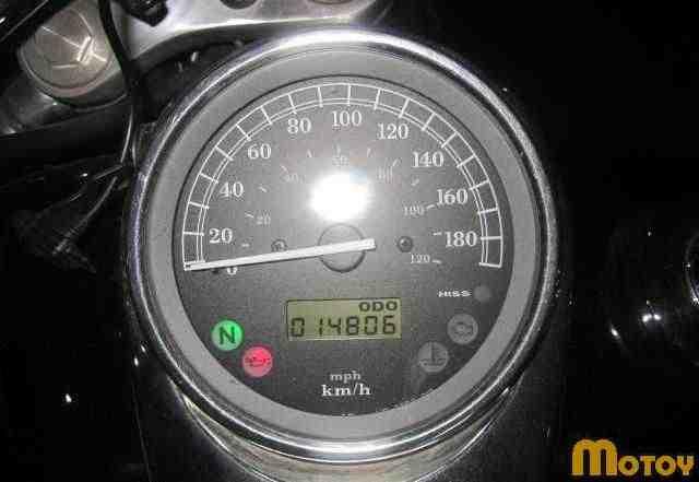Хонда VT 750