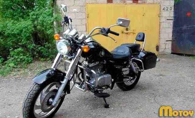 BM 200 Классик (Балтмоторс Классик 200) новый