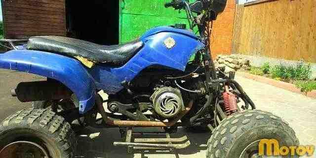 Квадроцикл армада ATV150A