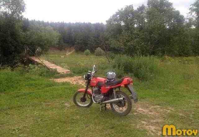 Продаю мотоцикл Ява- 350 (638 люкс)
