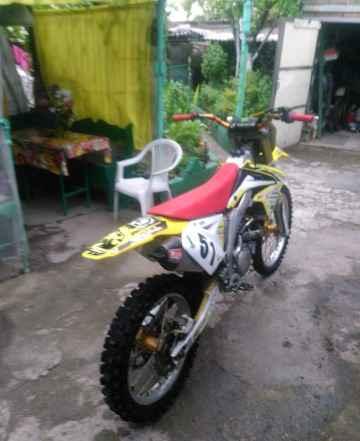 Suzuki rm 450 z