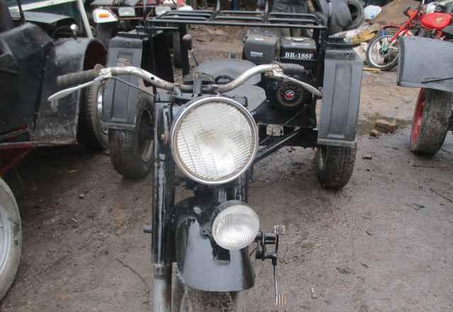 Вездеход ИЖ 49 трицикл