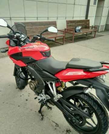 Мотоцикл bajaj Пульсар 200AS