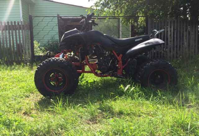 Квадроцикл. Ирбис ATV 250C два