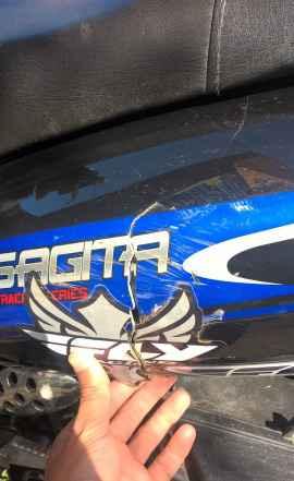 Скутер Reiser Sagita