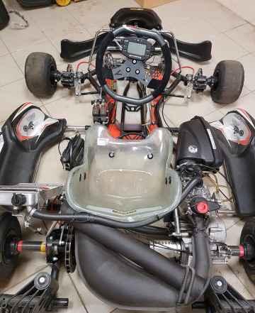 Продам картинг Rotax DD2