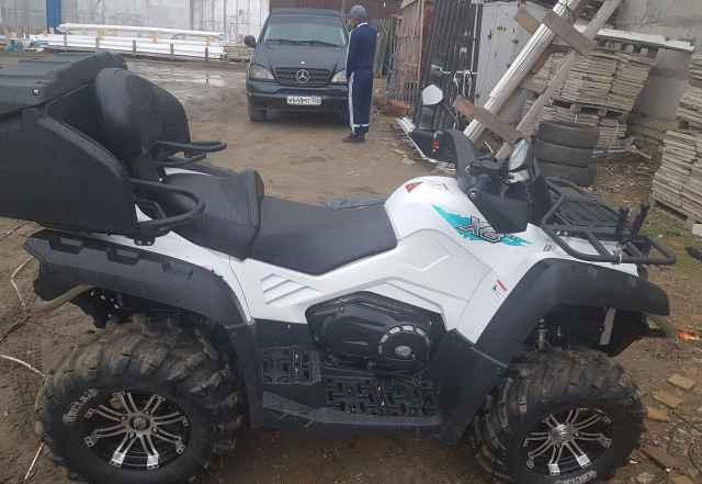 Квадроцикл CF Мото Х8