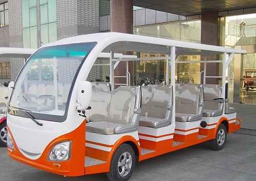 Электрические автомобили для гольфа