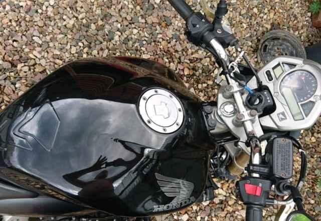 Хонда CB600FA 2008г Хорнет ABS cb 600 cb600