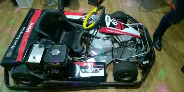 """Прокатный карт """"Дино"""", двигатель Хонда gx200"""