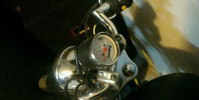Хонда Джаз Custom 100cc