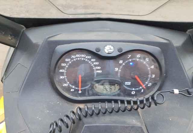 Снегоход Тундра LT 550 2010 года выпуска