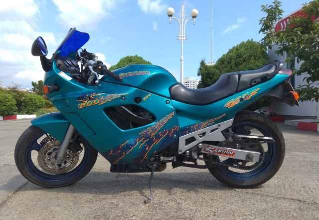 Suzuki gsx 600-f