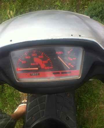 Скутер Suzuki Сепия