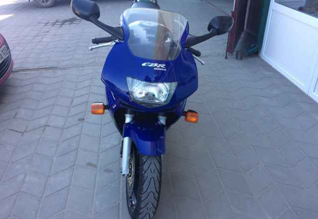 Хонда cbr600f3