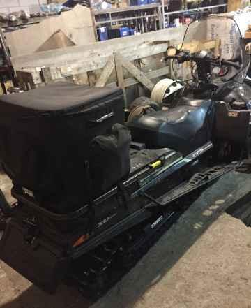 BRP Линкс Адвентуре Гранд Tourer 1200 4-TEC 2012 г