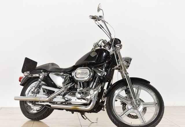 Мотоцикл Харлей-Дэвидсон Спортстер 1200