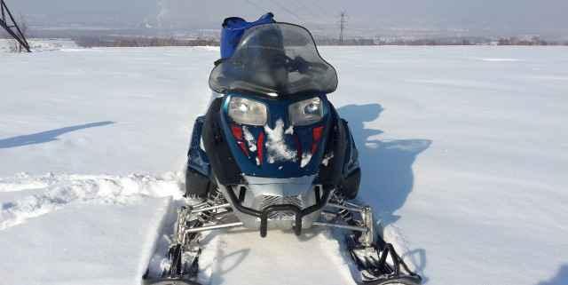 Снегоход Арктик Кэт 570