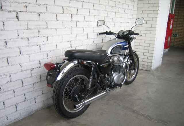 Кавасаки W650 2000г