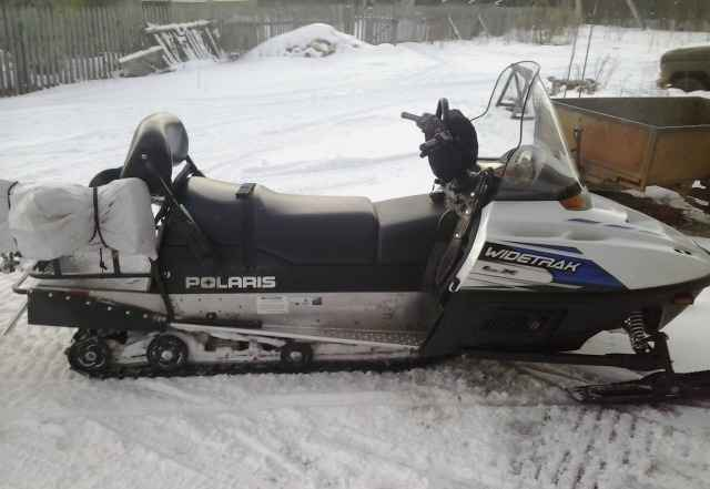 Снегоход Polaris Widetrak