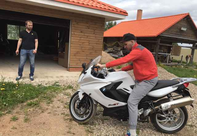 Продам мотоцикл Бмв F 800 ГТ. 2015г.в