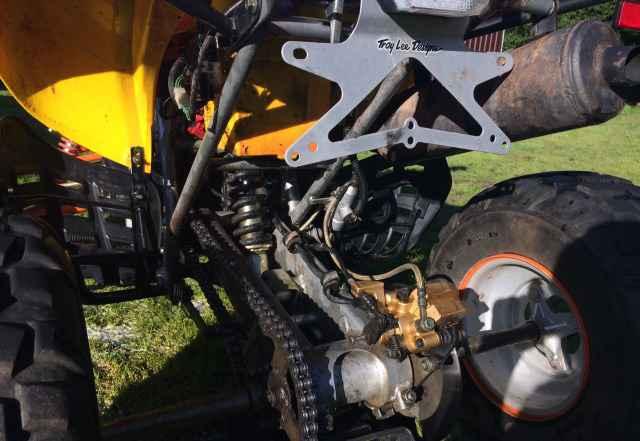 Ирбис ATV 250s