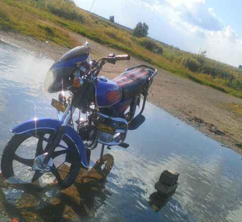 Мопед Alpha Ягуар Lux 110сс | BikeBest
