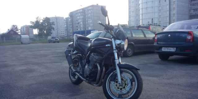 Suzuki бандит 600