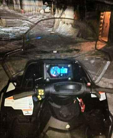 Продам снегоход Стелс Викинг 2S 600