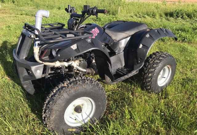 Квадроцикл Ирбис ATV150u