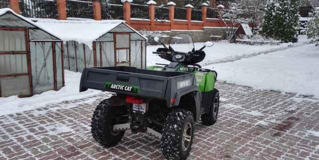 Арктик Кэт 700 TBX