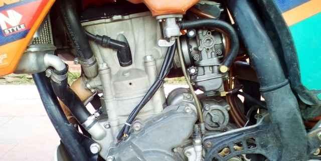 КТМ EXC-F 250