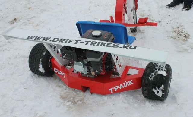 Дрифт Трайк WRM - 14Pro