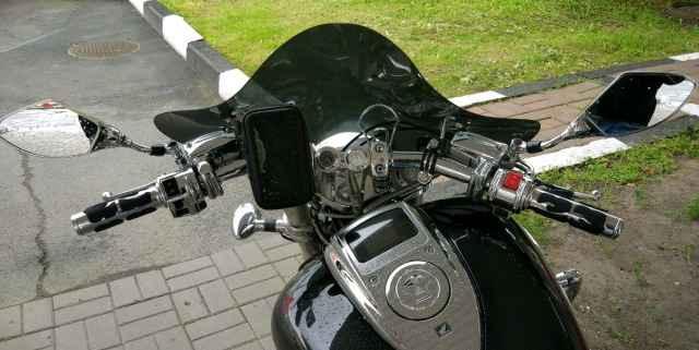 Хонда VTX 1800 F