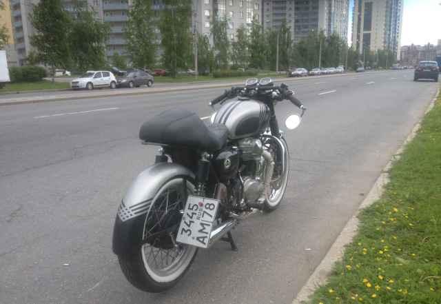 Кавасаки W650